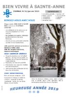 BVSA N°26. Janvier 2019