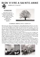 Journal BVSA – Juin 2017